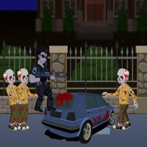 เกมส์จับคู่ เกมส์ยิงปืน ฆ่าซอมบี้จอมอาละวาด