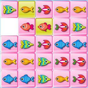 เกมส์เรียงเพชร เกมส์เรียงปลาสีสัน