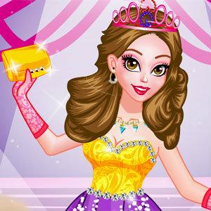 เกมส์แต่งตัว เกมส์แต่งตัวเจ้าหญิงไปงานเต้นรำ