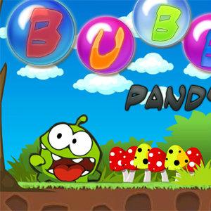 เกมส์ยิงลูกบอลเกมส์ยิง Bubble pandy