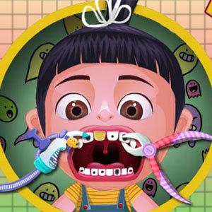 เกมส์อื่นๆ เกมส์ทำฟันสาวน้อยตัวแสบ