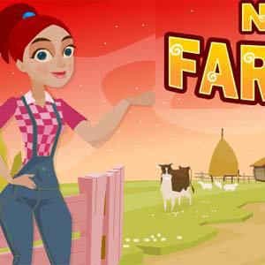เกมส์ปลูกผักnew farmer