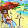 เกมส์จับคู่ beach-party-craze