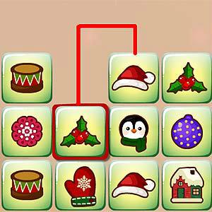 เกมส์จับคู่ dream christmas link