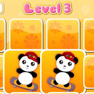 เกมส์จับคู่ Animals Puzzle