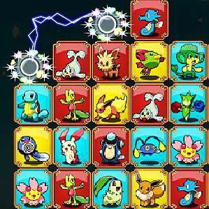 เกมส์จับคู่ Pockemon match
