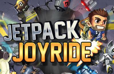 Jetpack Joyride เกมส์มันส์ๆให้ชาว Android โหลดฟรี