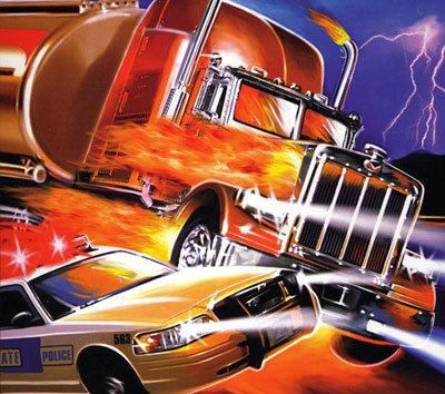 Big Rigs: Over the Road Racing เกมส์ PC ห่วยขั้นเทพตลอดกาล