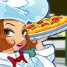 เกมส์เสิร์ฟอาหาร italian pizza recipe