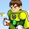 เกมส์เครื่องบิน Ben10 Super Pilot