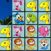 เกมส์จับคู่ Fun Lianliankan Cartoon