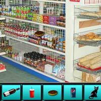 เกมส์หาของ Hidden Objects  Supermarket