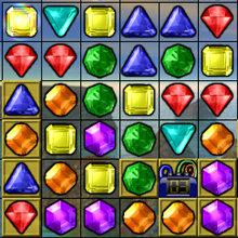 เกมส์เรียงเพชร galactic gems 2