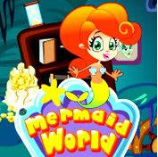 เกมส์หาของ Mermaid World