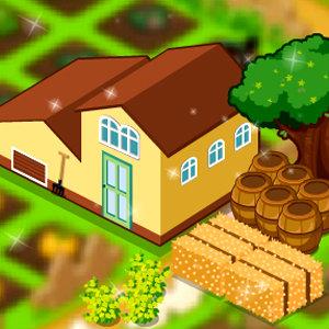 เกมส์แต่งบ้าน Country Farm