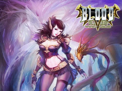 เกมส์ Blood Rites