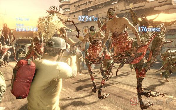 เกมส์ Resident Evil 6