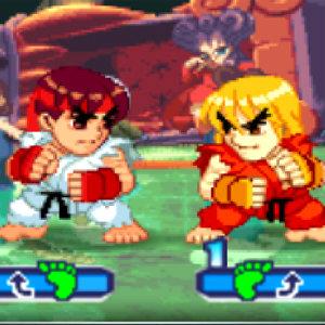 เกมส์ต่อสู้ POCKET STREET FIGHTER
