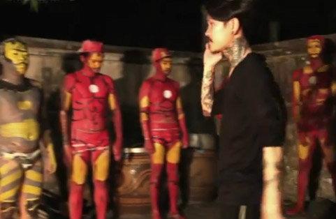 Iron Man 3 ฉบับฮาของไทย ดังไกลไปถึงอังกฤษ