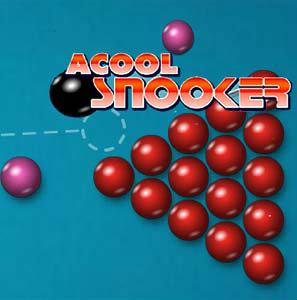 เกมส์ผี acool snooker