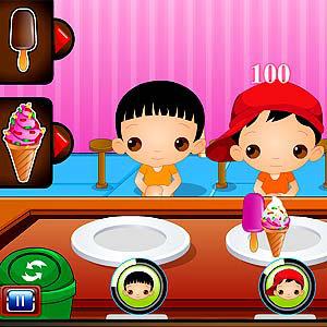 เกมส์ทำอาหาร juicy icey cake