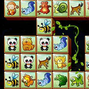 เกมส์จับคู่ happy pet picture matching