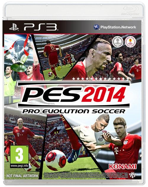 เกมส์ PES 2014