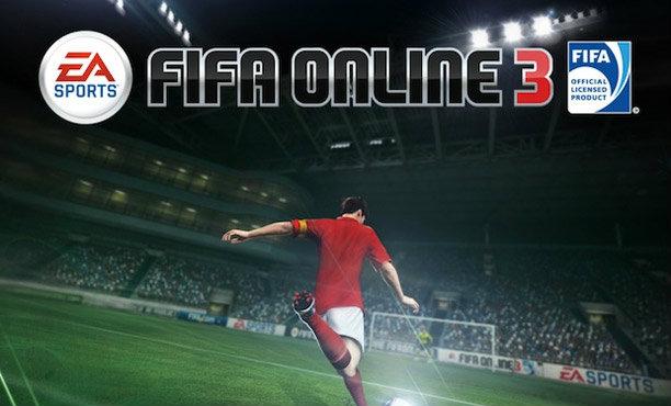 Garena แทคทีม EA จัด FIFA Online 3 เวอร์ชั่นไทย