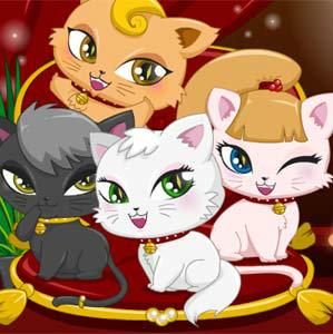 เกมส์เลี้ยงสัตว์ cat day care deluxe