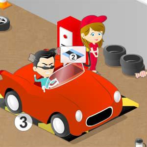 เกมส์เปิดบริษัท frenzy garage