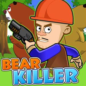 เกมส์ยิง bear killer