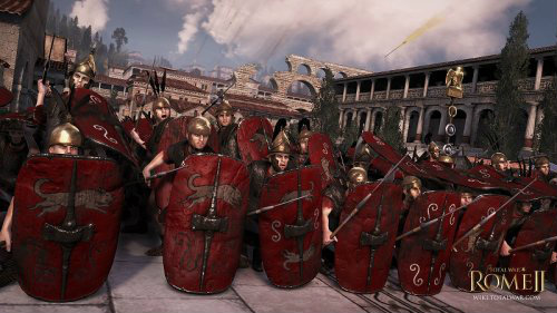 เกมส์ Total War: Rome II