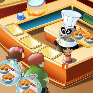 เกมส์เสิร์ฟอาหาร Noodle Shop