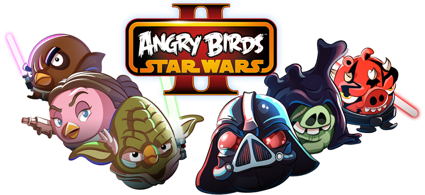 เกมส์ Angry Birds Star Wars II