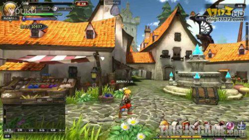 Dragon Nest เปิดตัวเกมเวอร์ชั่นบนเว็บ