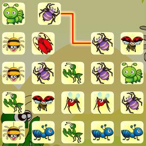 เกมส์จับคู่ bug connect