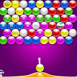 เกมส์ยิงลูกบอล bubble bomber