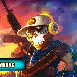 เกมส์ต่อสู้ Zombie Bullet Fly