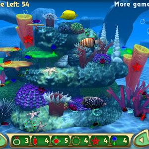 เกมส์หาของ sea gems