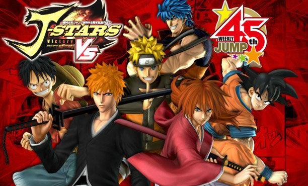 พระเอกคนไหนจะเจ๋งสุดใน J-Stars Victory VS
