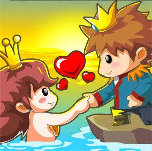 เกมส์ผจญภัย the mermaid princess eloped