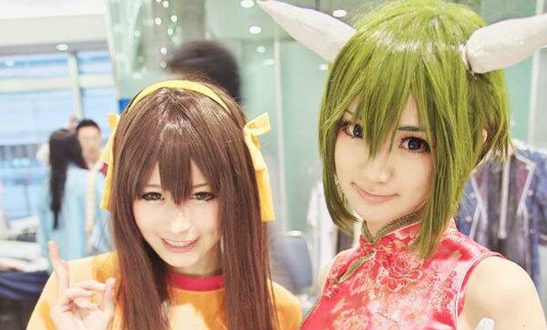 คอสเพลย์สวยน่ารักจากงาน Comiket 84 ที่ญี่ปุ่น ชุดที่สอง