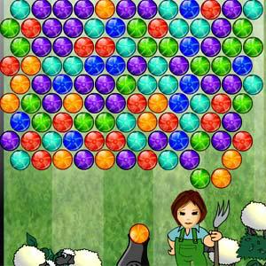 เกมส์ยิงลูกบอล เกมส์ยิงลูกบอลในฟาร์ม