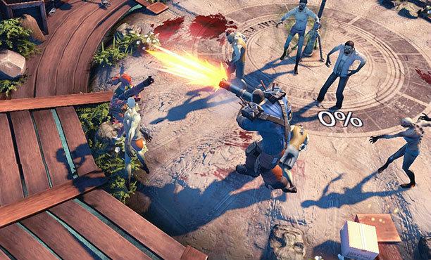 Dead Island: Epidemic เกมส์ฟัดผีแบบ MOBA