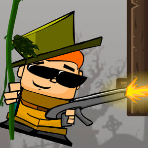 เกมส์ เกมส์ยิงผีซอมบี้ตายยากภาค 2