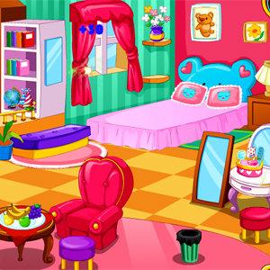 เกมส์แต่งบ้าน เกมส์ทำความสะอาดห้องนอน