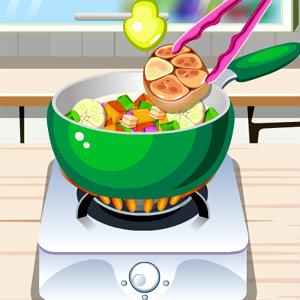 เà¸à¸¡à¸ªà¹Œà¸—ำอาหารเกมส์ทำสตูเนื้อสไตล์อิตาเลี่ยน