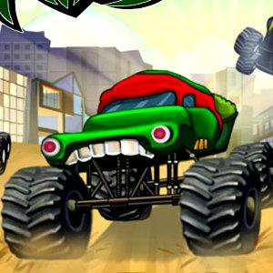 เกมส์รถแข่งเต่านินจา