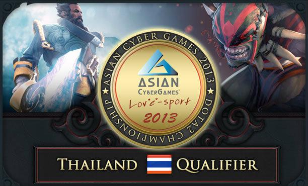 ACG DOTA2 Thailand Grand Final