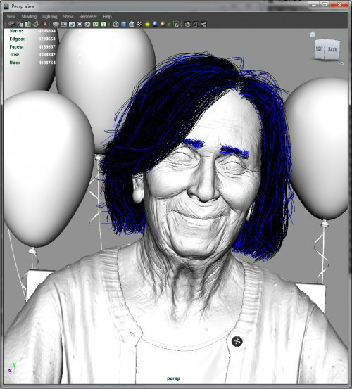 3D กราฟฟิก